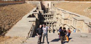 Treppenbrunnen Rani Ki Vav in Gujarath